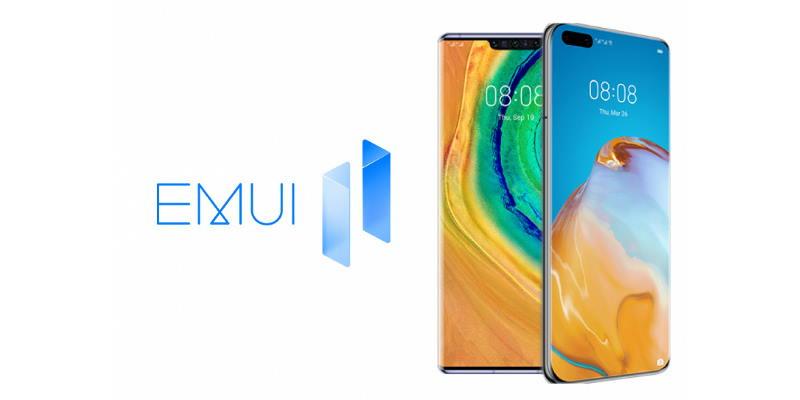 Huawei выпустила EMUI 11 в России