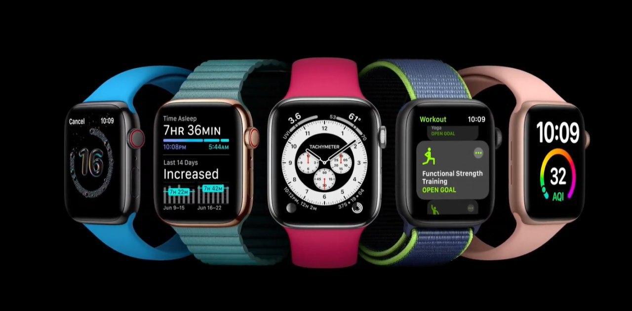 Apple представила watchOS 7 — с отслеживанием сна и возможностью делиться циферблатами