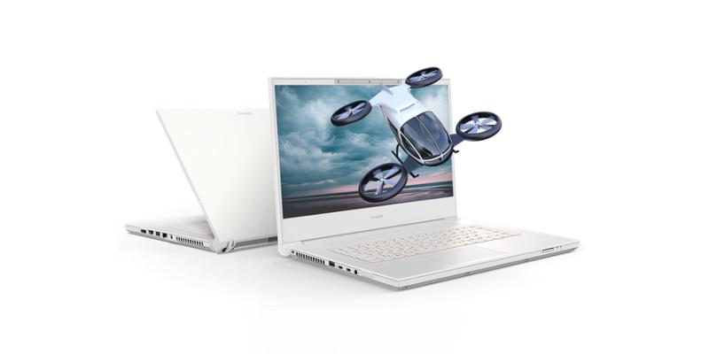 Acer выпустила ноутбук ConceptD 7 SpatialLabs Edition для работы с 3D-графикой без специальных очков