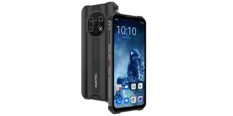 Oukitel WP13 — первый в мире 5G-смартфон с термометром. Его можно купить с большой скидкой