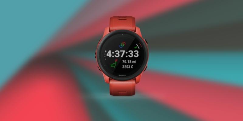 Garmin представил обновленные часы для бега и триатлона Forerunner 745