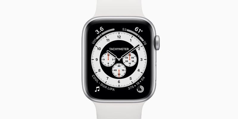 Apple Watch Series 6: когда в продаже и сколько стоят