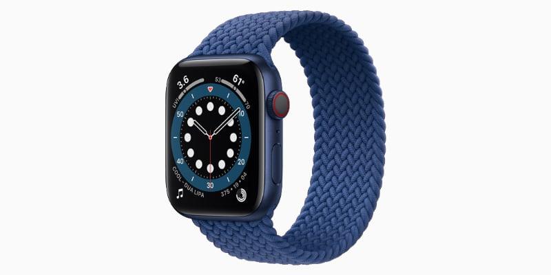 Новые ремешки для Apple Watch