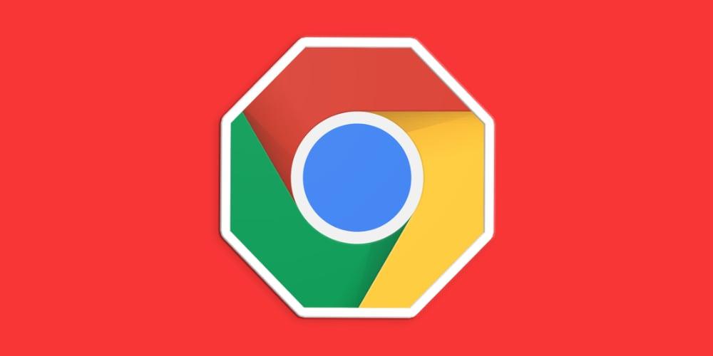 Браузер Google Chrome начал блокировать «тяжелую» рекламу