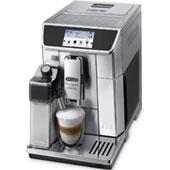 Кофемашина De'Longhi PrimaDonna Elite ECAM 650.85 MS с дополнительным кувшином для горячего шоколада и холодного молока