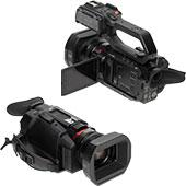 Видеокамеры Panasonic HC-X2000 и HC-X1500: суперзум и стрим «из коробки»