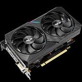 Видеокарта Asus Dual GeForce RTX 2070 Mini OC Edition (8 ГБ): компактные размеры и высокая производительность, однако повышенный шум