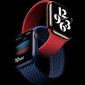 Умные часы Apple Watch Series 6: автоматическое измерение кислорода и постоянно работающий высотомер