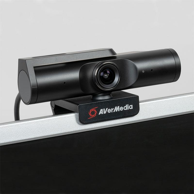 Веб-камера AverMedia PW513: ИИ-функции и высокая чувствительность в разрешении 4K