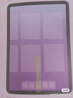 Совершенно новый iPad с неожиданным расположением сканера Touch ID. В Сети появились изображения iPad Air 4