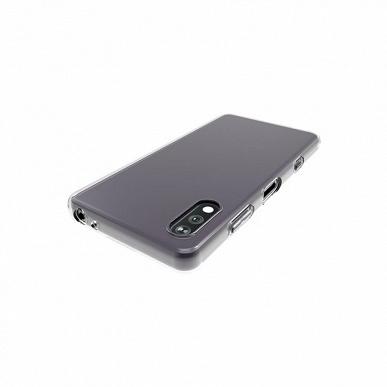 Это новый компактный смартфон Sony, но не из флагманской линейки. Xperia Ace 2 засветился на изображениях