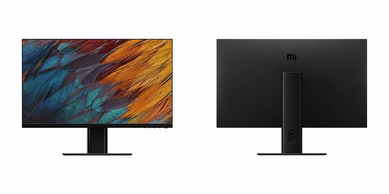 Список грядущих мониторов Xiaomi и Redmi. Первый монитор Redmi с экраном диагональю 23,8 дюйма всего за 85 долларов