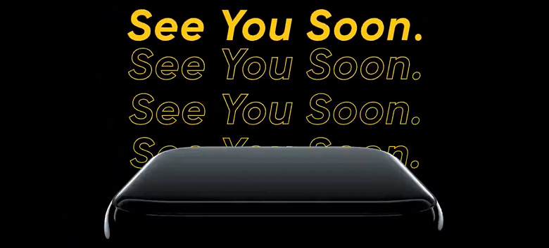 Как Apple Watch. Умные часы Realme Watch показаны в официальном ролике