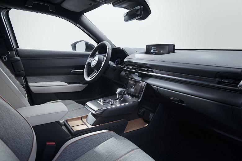 Стартовало производство первого электромобиля Mazda
