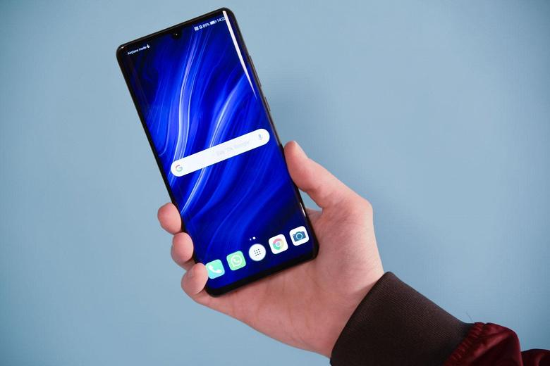Большое обновление Huawei P30 и Huawei P30 Pro добавляет новые функции