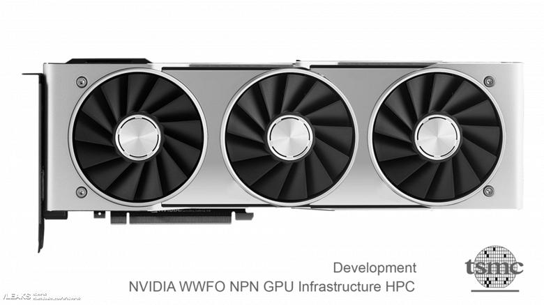 Первое изображение видеокарты Nvidia GeForce RTX 3080
