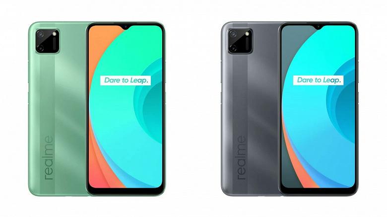 Realme тоже представила 100-долларовый смартфон для конкуренции с Redmi 9C