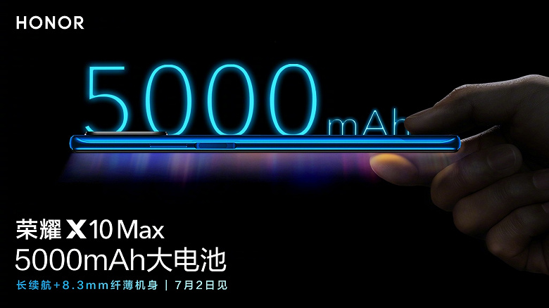 Цены гигантского смартфона Honor X10 Max утекли до анонса. Их опубликовал крупнейший оператор