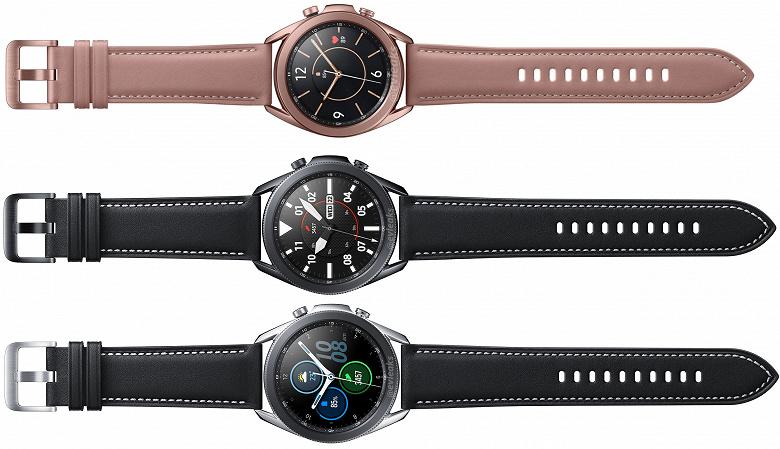Умные часы Samsung Galaxy Watch 3 уже появились на официальном сайте Samsung