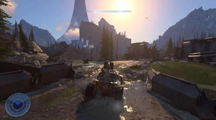 Halo Infinite. 8-минутный геймплей на Xbox Series X