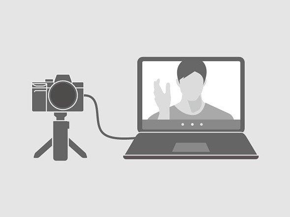 Утилита Sony Imaging Edge Webcam превращает 35 камер Sony в веб-камеры
