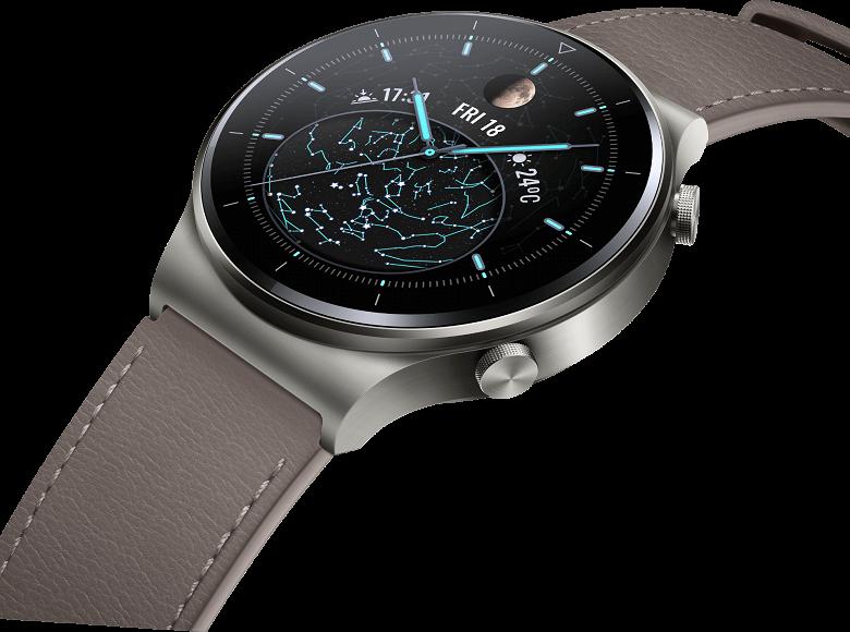 Умные часы Huawei Watch GT 2 Pro доступны во всём мире. Скидки на устройства Huawei