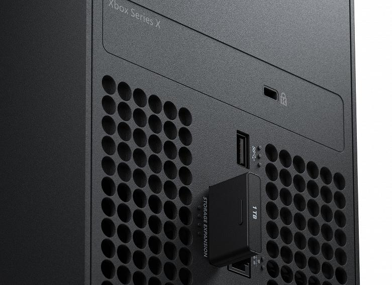 Внешний SSD для Xbox Series X предлагает 920 ГБ против 800 ГБ у внутреннего. Поклонникам Xbox в Китае повезло меньше всех
