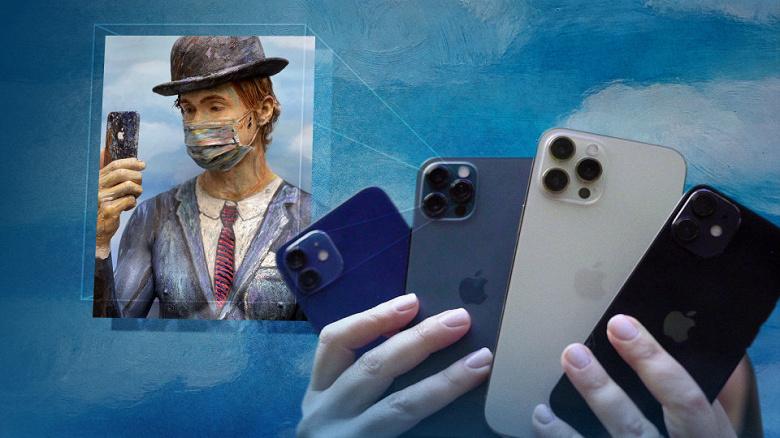 В России предпочли дорогой и огромный iPhone 12 Pro Max маленькому и доступному iPhone 12 mini