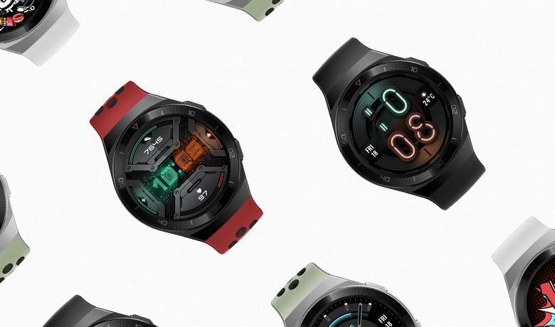 Huawei обновила свои умные часы