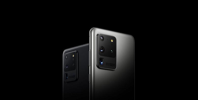 Samsung починила «безумный автофокус» в Samsung Galaxy S20 Ultra
