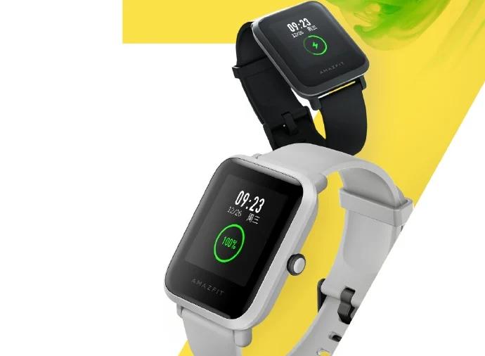 Huami представила новые умные часы Amazfit BIP Lite 1S. Они работают 30 дней без подзарядки и могут разблокировать смартфоны Xiaomi