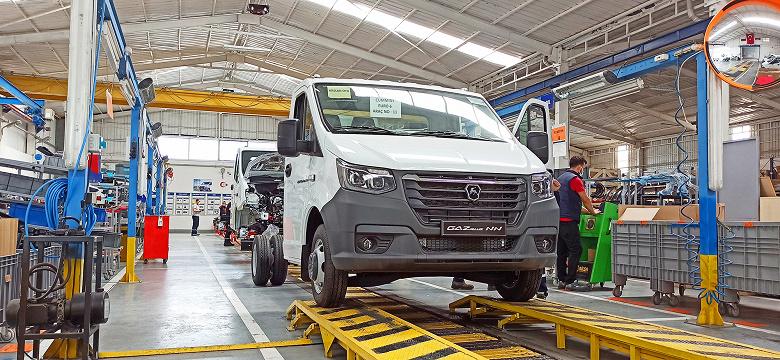 В Турции стартовало производство совершенно новой ГАЗели NN, хотя в России ее пока еще даже не представили официально