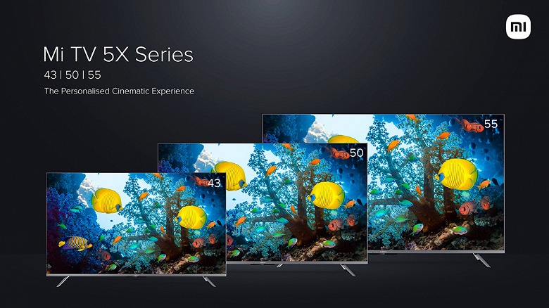 Доступные 4K-телевизоры Xiaomi Mi TV 5X с поддержкой Dolby Vision, HDR10+, Dolby Atmos и DTS-HD поступают в продажу в Индии