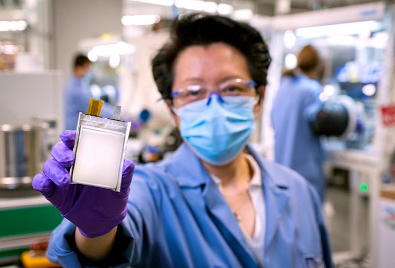 GM и SES планируют построить линию по производству литий-металлических аккумуляторов большей емкости