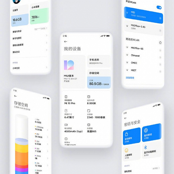Xiaomi официально представила MIUI 12. Новый интерфейс смартфонов Xiaomi и Redmi