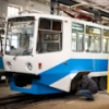 В Омске из-за обрыва проводов встали трамваи