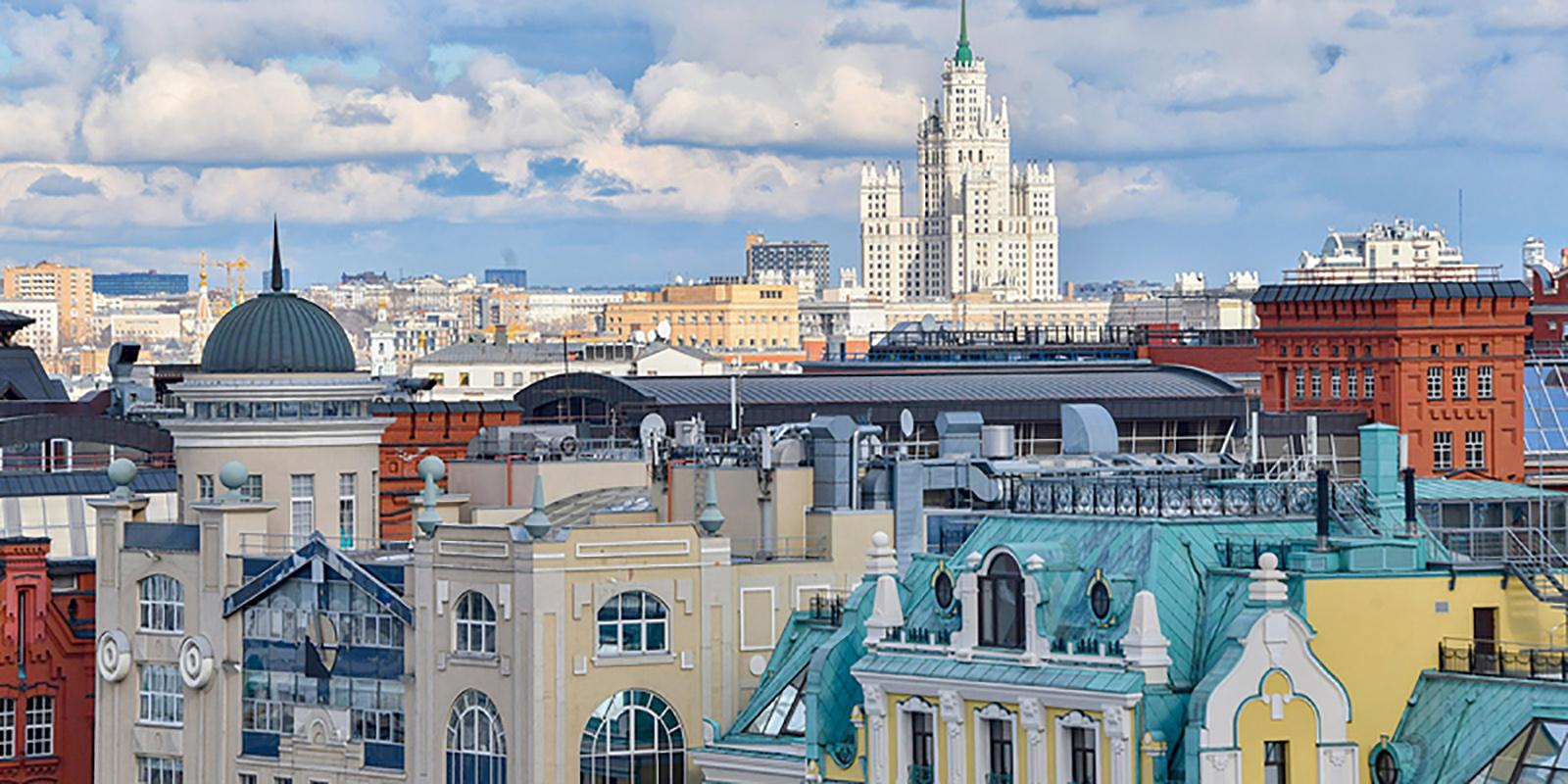 Трансляция: лекция «Москва многоликая» в библиотеке имени М.А. Светлова