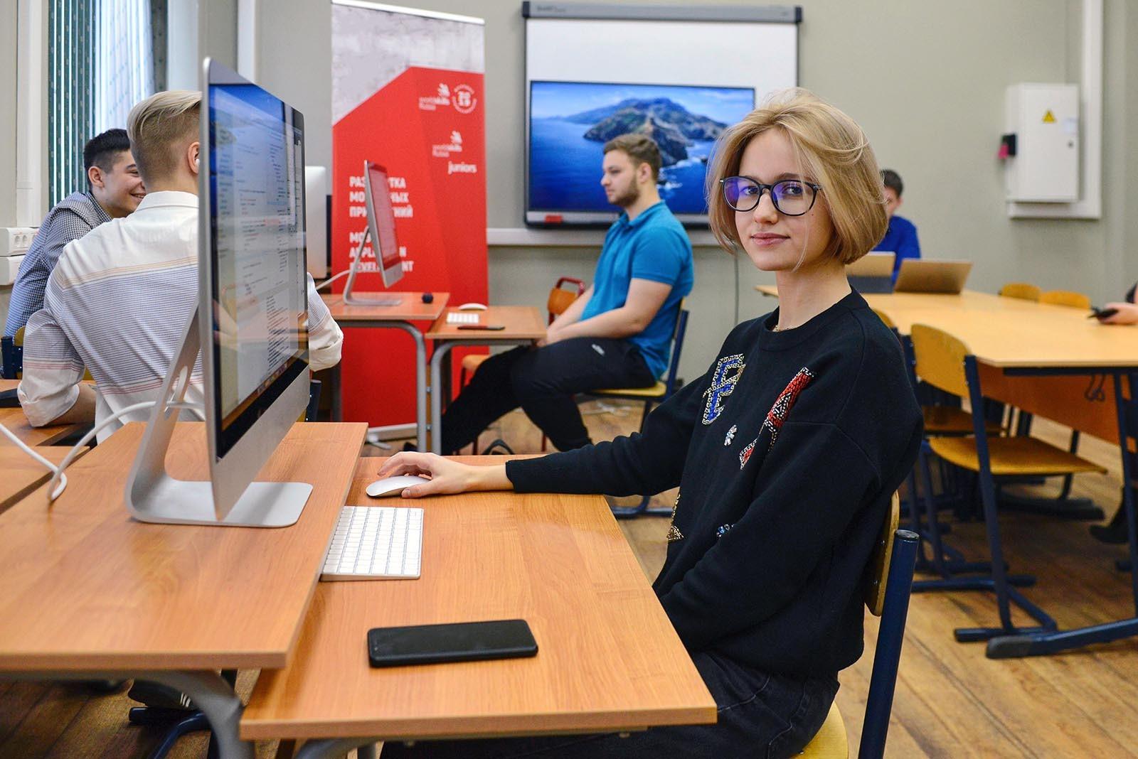 32 тысячи школьников посетили уроки технологии в колледжах