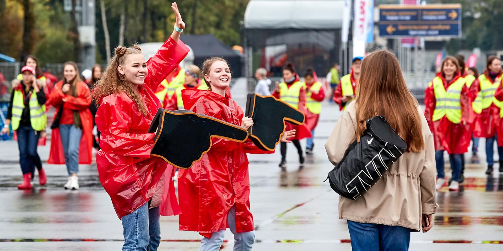 2 августа стартует марафон благодарности «Спасибо, волонтеры Москвы»
