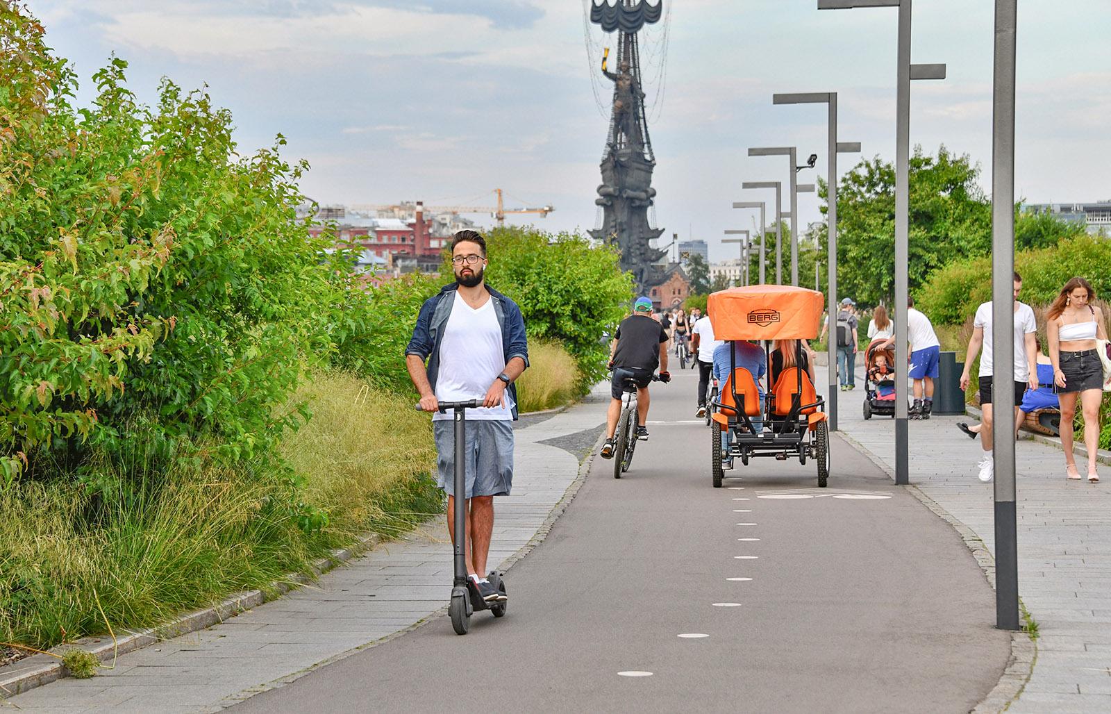 Москвичи выберут лучший городской парк