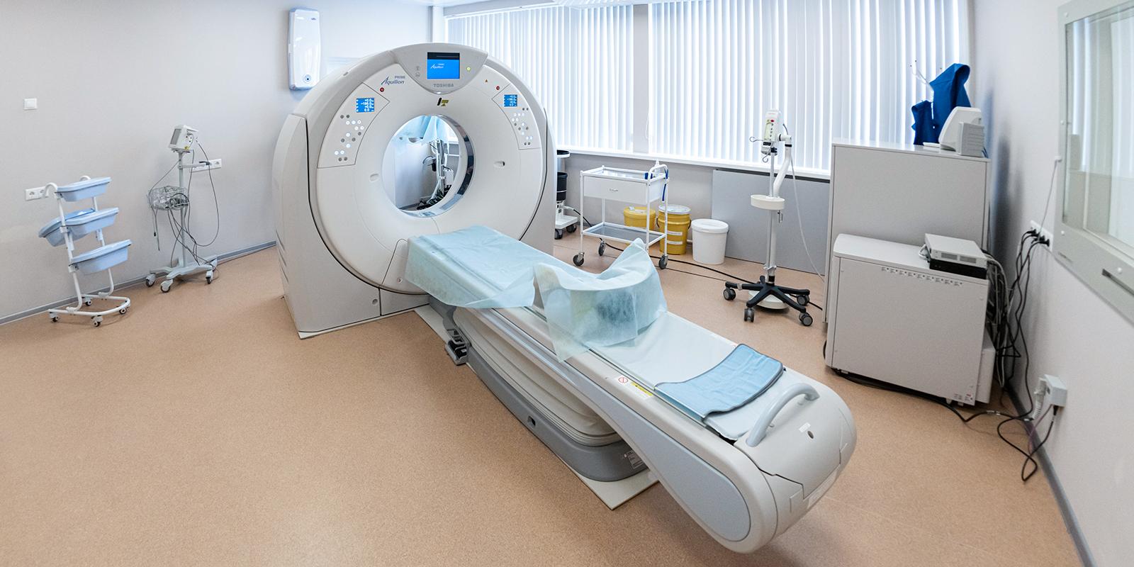 20 КТ-центров вернутся к плановому приему пациентов