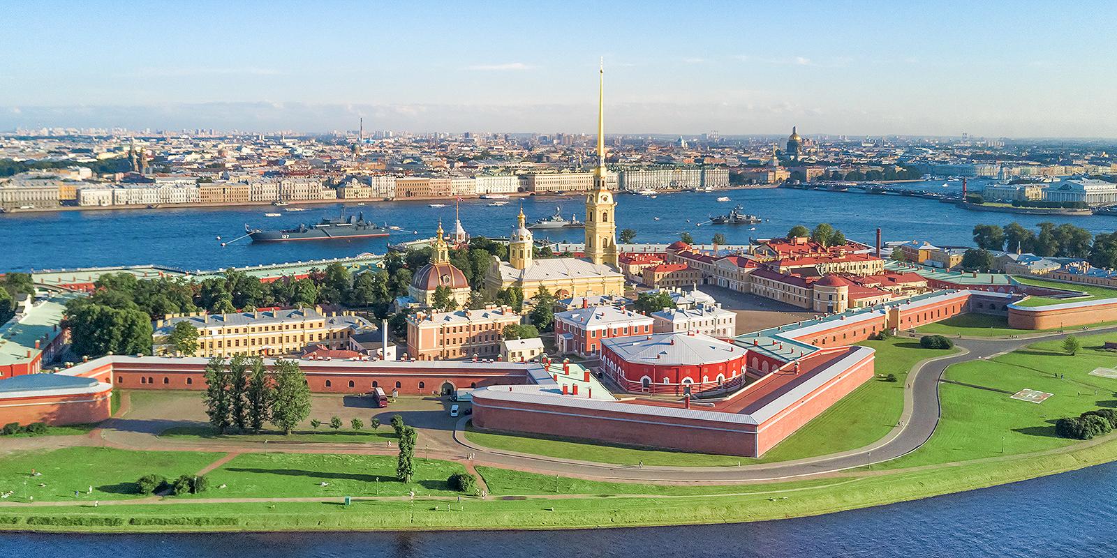В сервисе Russpass появилось 15 аудиоэкскурсий по Санкт-Петербургу