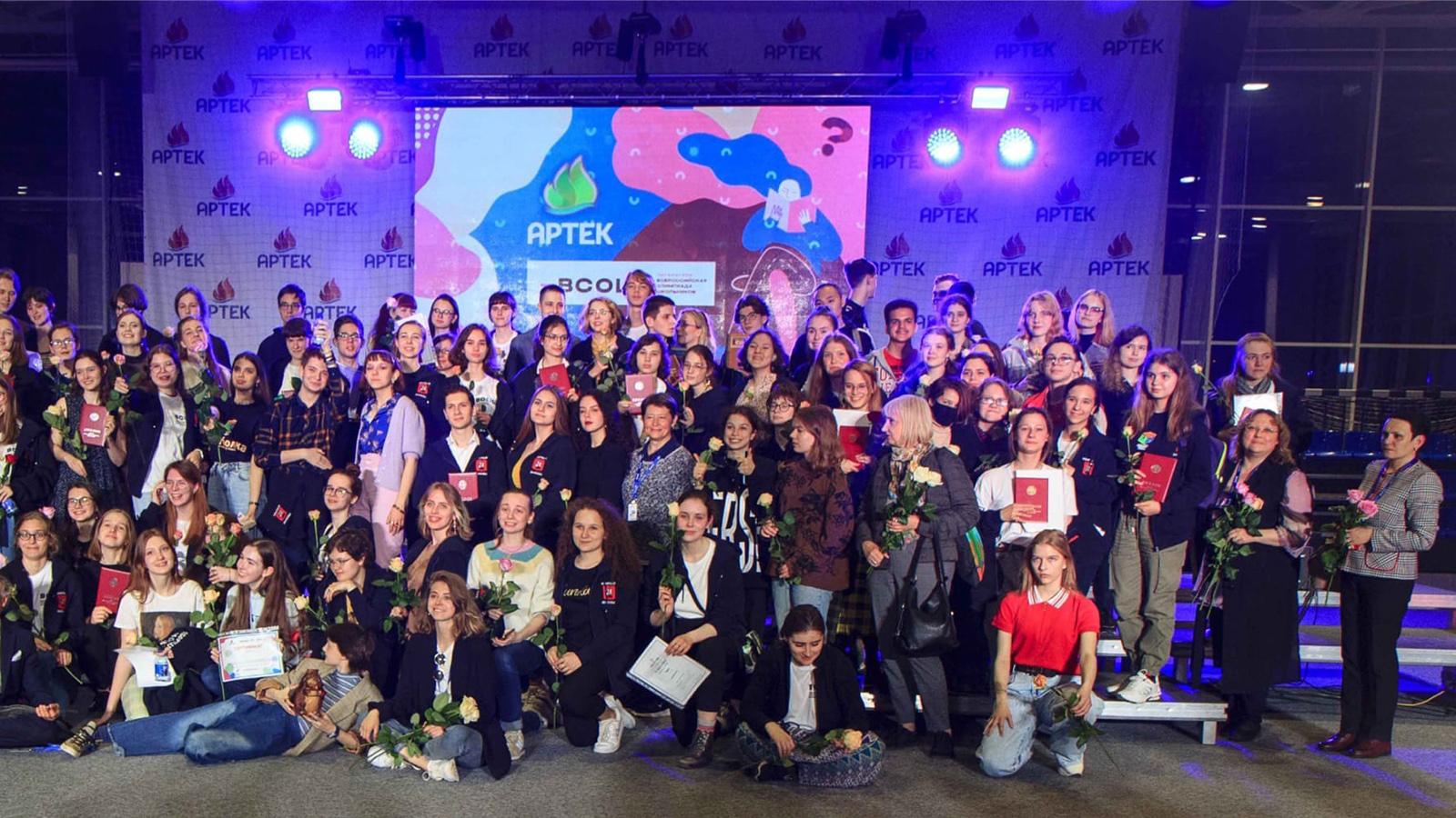 266 московских школьников завоевали дипломы победителей в финале всероссийской олимпиады