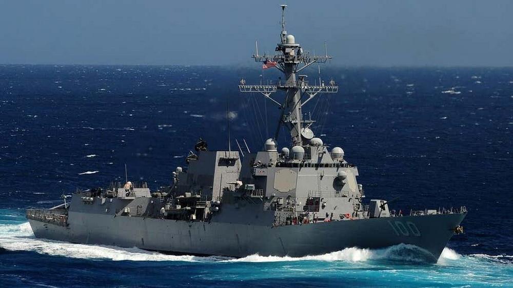 Неизвестный взломал Facebook-аккаунт эсминца USS Kidd и стримил Age of Empires