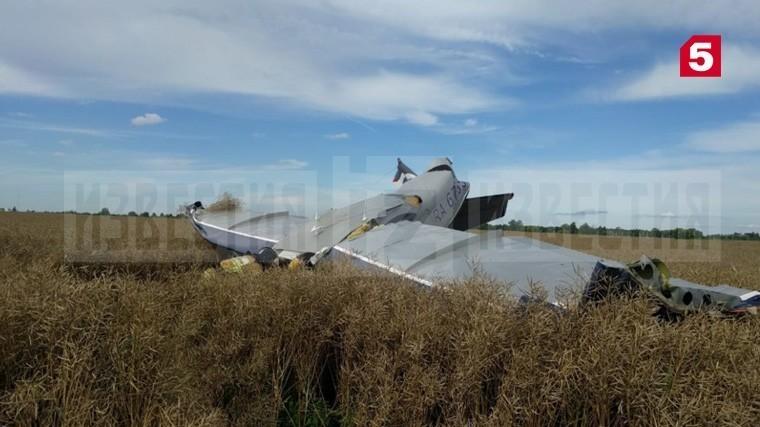 Трое пострадали при жесткой посадке легкомоторного самолета под Калининградом