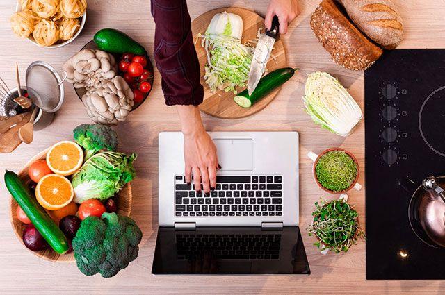Еда онлайн. Где найти правду о продуктах и диетах в интернете