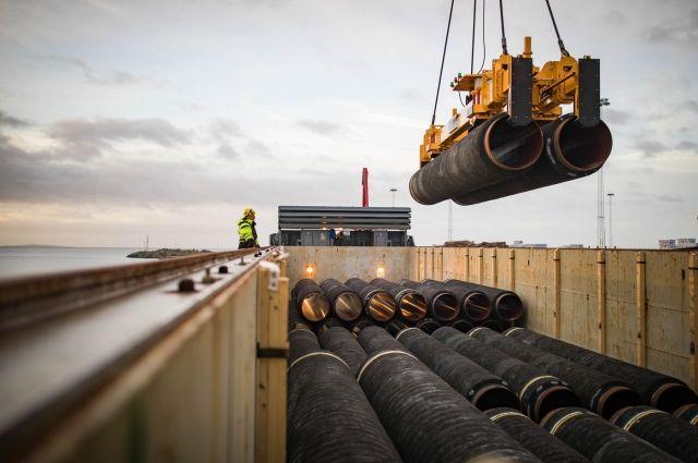 США планируют ввести новые санкции против «Северного потока - 2»