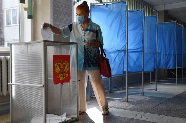 Голосование по поправкам в Конституцию в регионах России