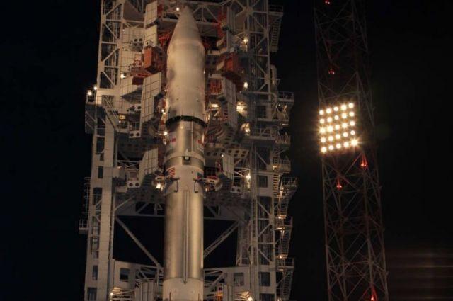 «Роскосмос» назвал дату единственного в 2020 году старта ракеты «Протон»