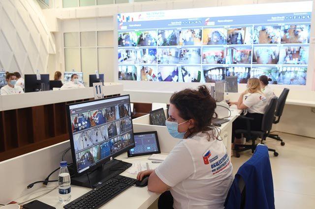 «Камеры работают 24 часа». Александр Козлов — о голосовании по поправкам